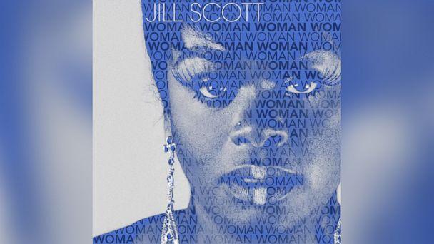 """PHOTO: Jill Scott """"Woman"""""""