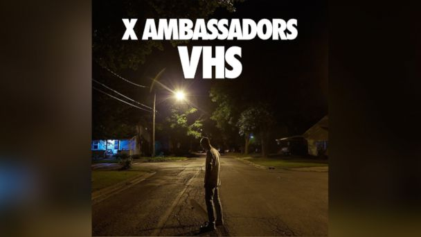 "PHOTO: X Ambassadors - ""VHS"""