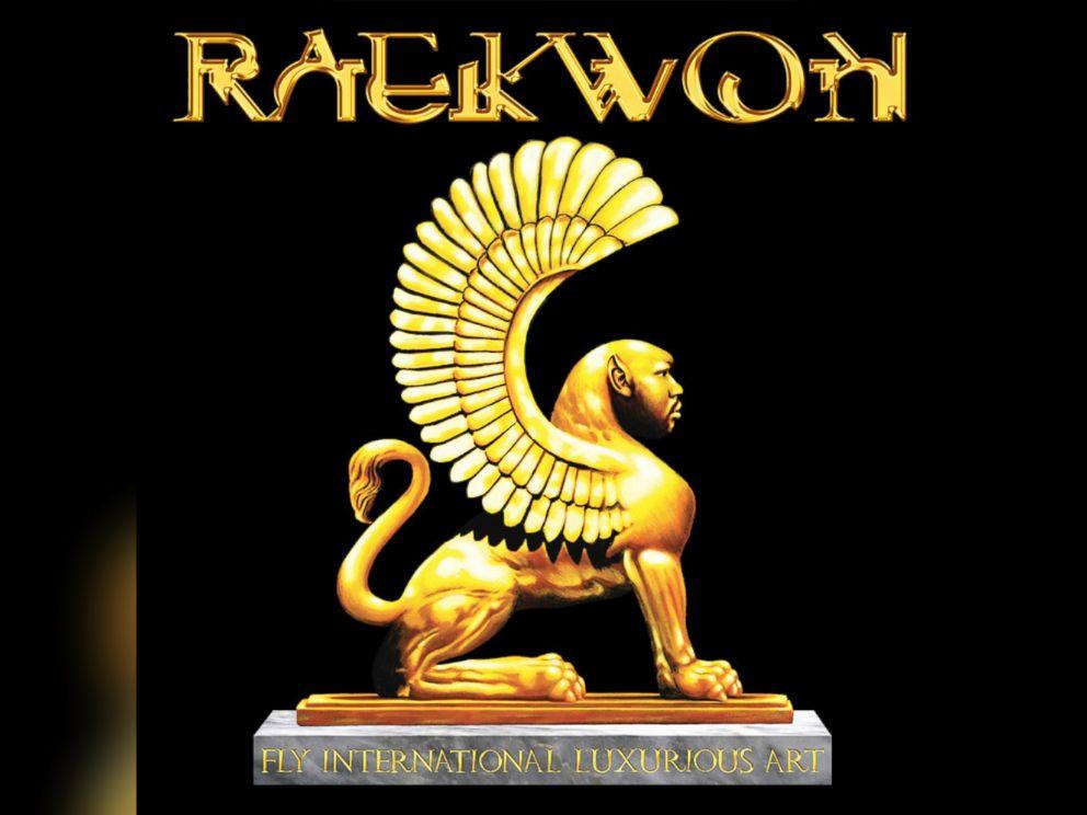 PHOTO: Raekwons Fly International Luxurious Art