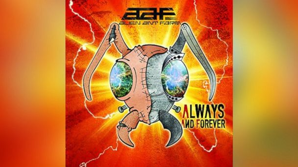 """PHOTO: Alien Ant Farms """"Always and Forever"""""""
