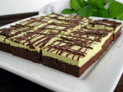 amy green s gluten free chocolate mint brownies recipe abc news