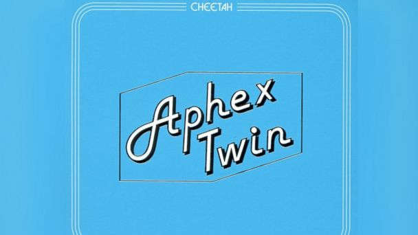"PHOTO: The album cover for ""Cheetah EP"" by Aphex Twin released, July 8, 2016."