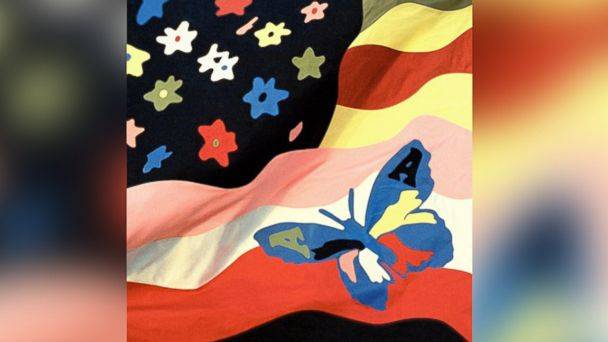 "PHOTO: The album cover for ""Wildflower"" by The Avalanches released, July 8, 2016."