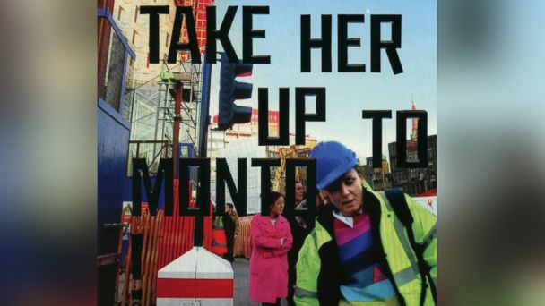 "PHOTO: The album cover for ""Take Her Up To Monto"" by Roisin Murphy was released, July 8, 2016."