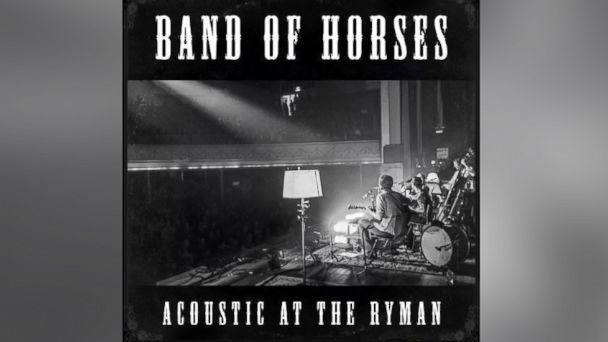 """PHOTO: Band Of Horses """"Acoustic At The Ryman (Live)"""""""