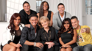 Photo: Jersey Shore Cast Among Barbara Walters Most Fascinating People of 2010 Special Also Includes Justin Bieber, Betty White, Sarah Palin, Jennifer Lopez and More