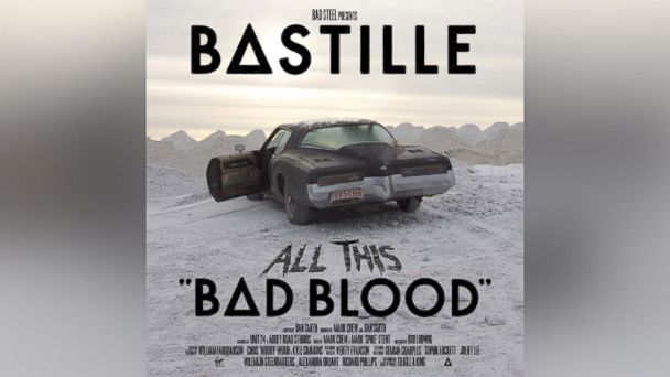 "PHOTO: Bastilles ""All This Bad Blood"""