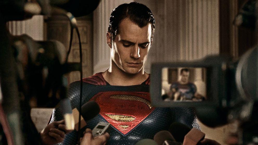 Batman v Superman' Star Henry Cavill Talks Being Objectified - ABC ...