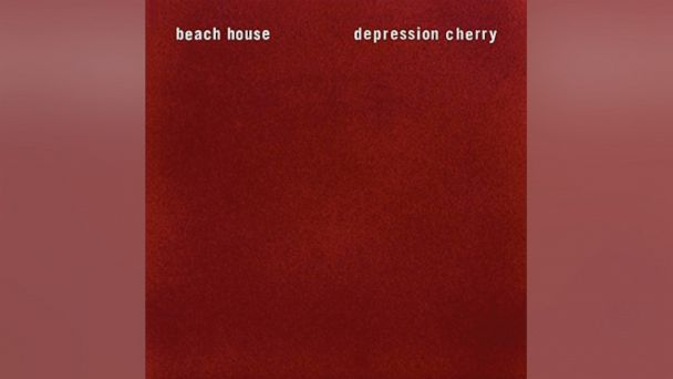 "PHOTO:Beach Houses ""Depression Cherry"" album cover is pictured in this file photo."