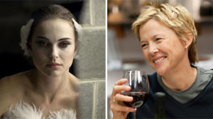 PHOTO Natalie Portman and Annette Bening are poised to duke it out for the best actress Oscar.