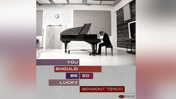 PHOTO: Benmont Tench, You Should Be So Lucky