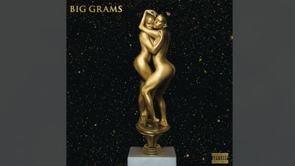 "PHOTO: Big Gramss ""Big Grams"" album cover."