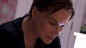 Photo: Barbara Hersey Is Riveting in Black Swan as Natalie Portmans Dark Controlling Mother