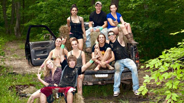 "PHOTO: ""BUCKWILD"" premieres on MTV next year."