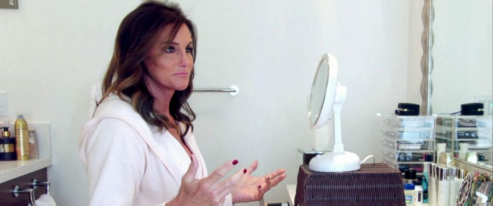 "PHOTO: Caitlyn Jenner starring in E! Docu-Series ""I Am Cait""."