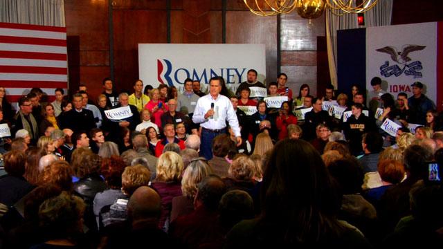 PHOTO: Caucus