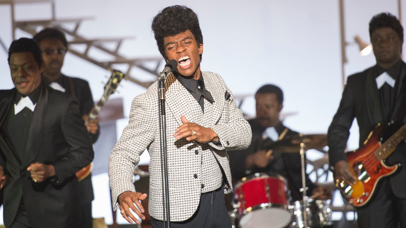 Image result for chadwick boseman get on up