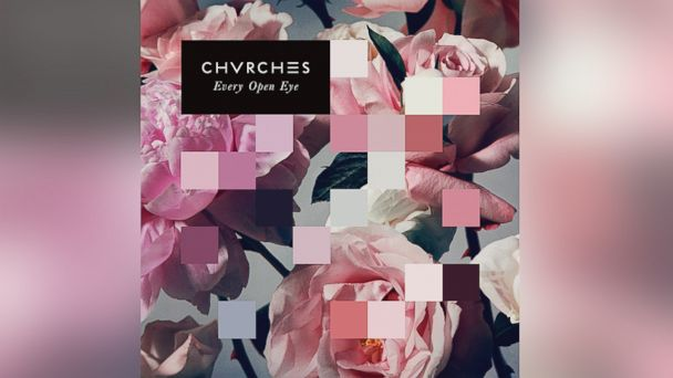 "PHOTO: Chvrchess ""Every Open Eye"" album cover."