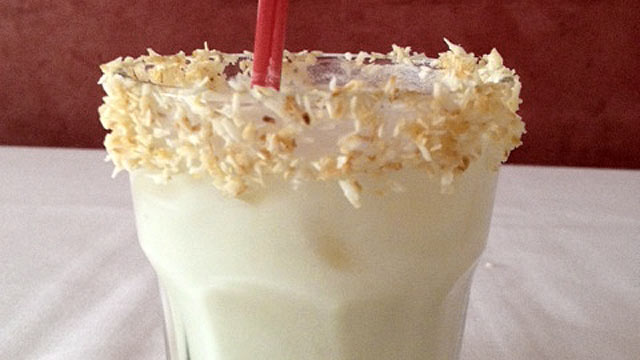 PHOTO: The Coco de Mayo cocktail is shown here.
