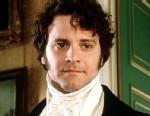 """PHOTO: Colin Firth in the BBC drama """"Pride & Prejuidce."""""""