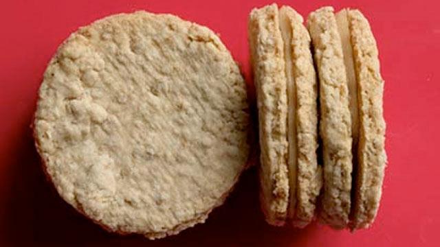 PHOTO:Sara Moulton's irish coffee crunchies are shown here.