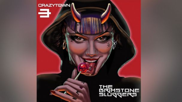 "PHOTO:Crazy Towns ""The Brimstone Sluggers"" album cover is pictured in this file photo."