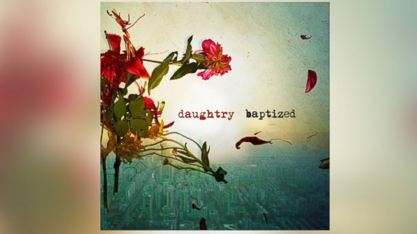 "PHOTO: The album cover of ""Baptized"" by Daughtry."