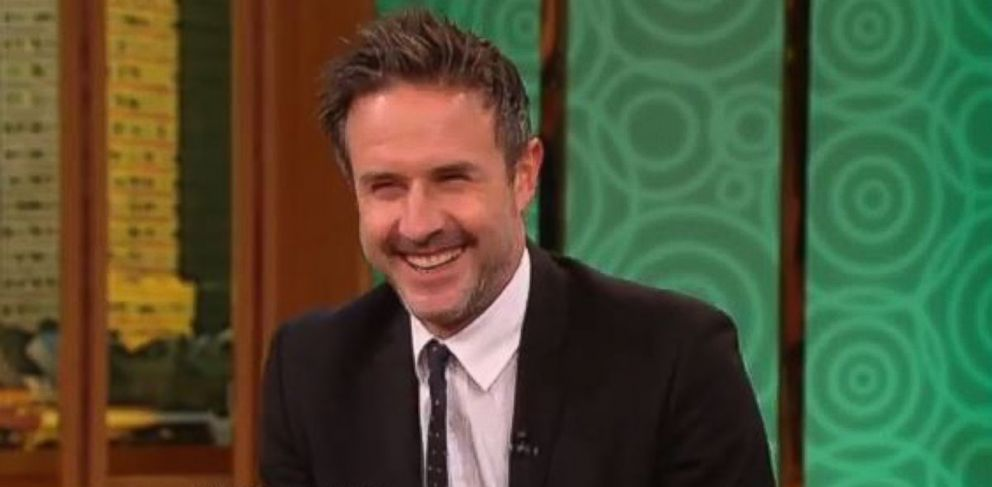 PHOTO: David Arquette appears on the Wendy Williams show, Feb. 24, 2014.