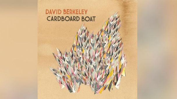 "PHOTO: David Berkeleys ""Cardboard Boat"" album cover."