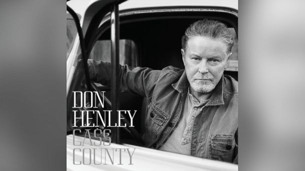 "PHOTO: Don Henleys ""Cass County"" album cover."