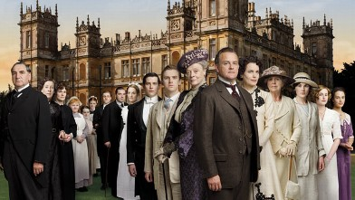 """PHOTO: Created by Emmy-winning writer Julian Fellowes, """"Downton Abbey"""" depicts the lives of the noble Crawley family and the staff who serve them."""
