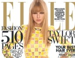 PHOTO: Taylor Swift is featured on the 2013 March issue of Elle.