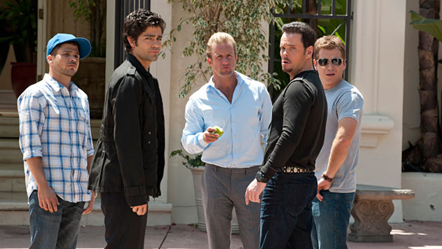 PHOTO: Cast of Entourage