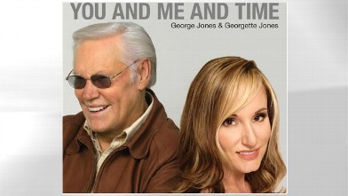 PHOTO: George Jones and his daughter, Georgette, are reported to be having a public feud.