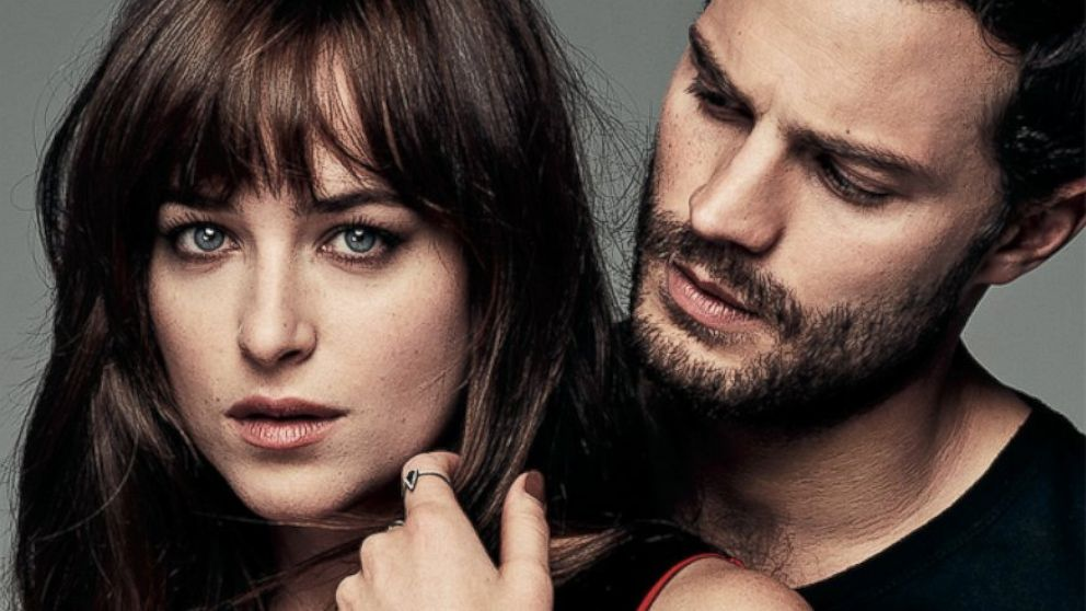 Jamie Dornan And Dakota Johnson On Infamous Red Room In Fifty