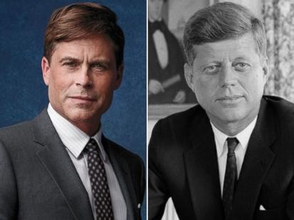 Image result for rob lowe jfk