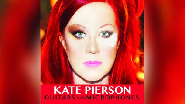 "PHOTO: Kate Piersons ""Guitars & Microphones"""