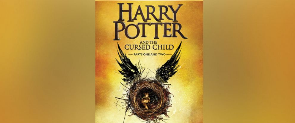 PHOTO: Harry Potter and the Cursed Child - Parts One & Two (Special Rehearsal Edition Script): The Official Script Book of the Original West End Production.