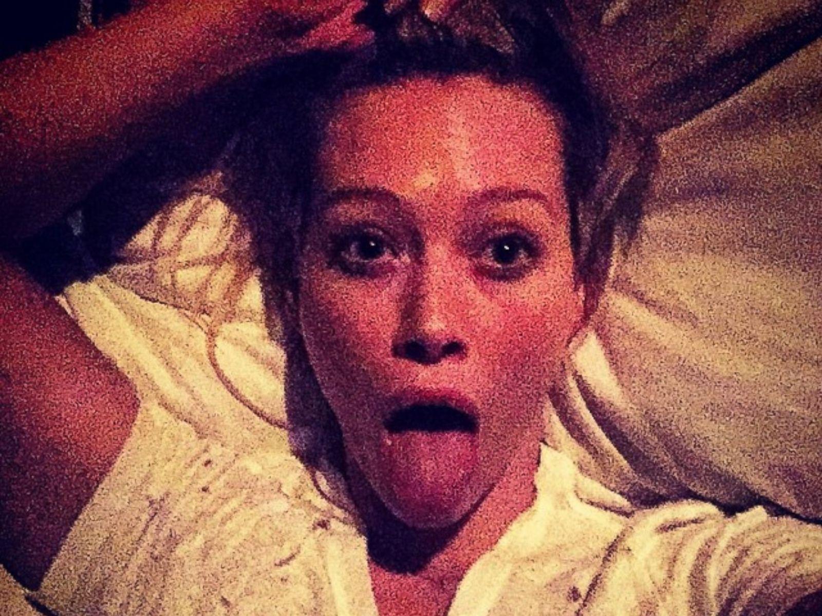 Selfie Hilary Duff nude photos 2019