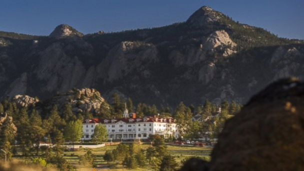 PHOTO: The Shinings Overlook was inspired by the Stanley Hotel in Colorado.