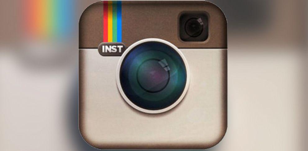 PHOTO: The Instagram logo