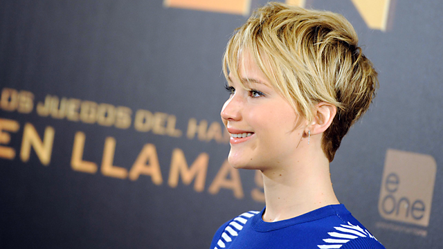 "PHOTO: Jennifer Lawrence attends the photocall of The Hunger Games: Catching Fire"" on Nov. 13, 2013 in Madrid."