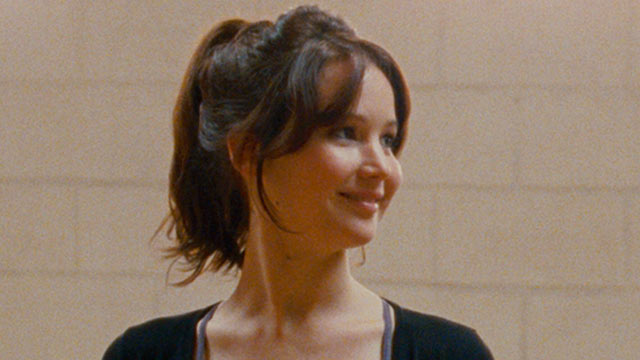 """PHOTO: Jennifer Lawrence is seen in a still from """"Silver Linings Playbook."""""""