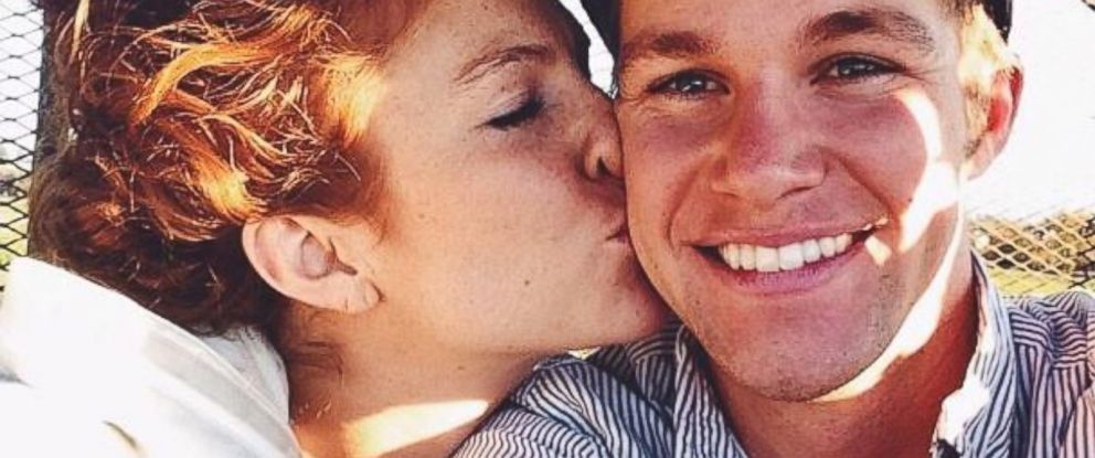 PHOTO: Jeremy Roloff and Audrey Botti are seen in this undated photo posted  to Facebook