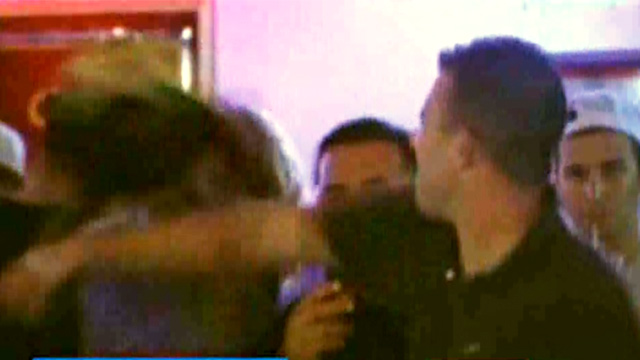 PHOTO: Snooki gets punched