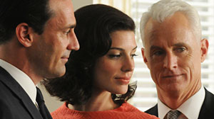 Photo: Q&A with Mad Mens Jessica Pare