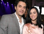 PHOTO: John Mayer and Katy Perry at the Friars Club Roast of comedian Don Rickles, June 24, 2013.
