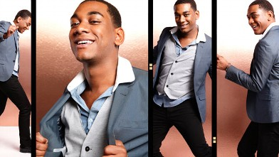 PHOTO: American Idol contestant Joshua Ledet is seen here.