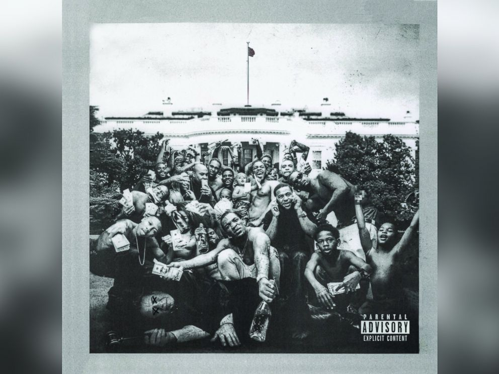PHOTO: Kendrick Lamar - To Pimp A Butterfly