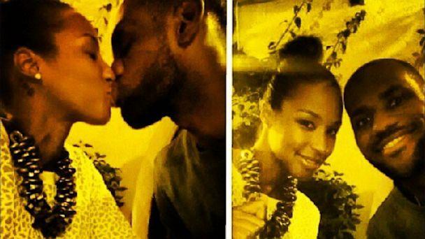 PHOTO: LeBron James honeymoon Instagrams